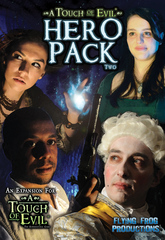 A Touch of Evil - Hero Pack 2