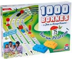 1000 Bornes sur un Plateau