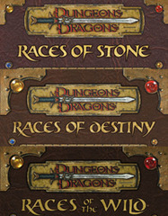 D&D Races Gift Set