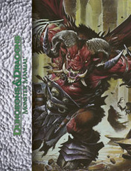 Deluxe Monster Manual