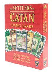 Settlers of Catan Replacement Cards