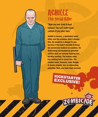 Zombicide Survivor: Achille