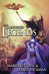 Annotated Legends, The (Hardcover)