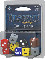 Descent: Journeys in the Dark - Dice Pack