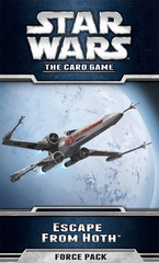 Star Wars: The Card Game Force Pack - Escape from Hoth