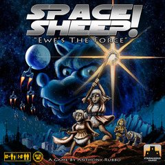 Space Sheep!  $10 Off!