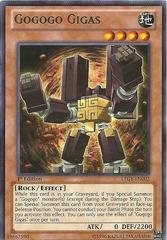 Gogogo Gigas - LTGY-EN002 - Rare - 1st Edition