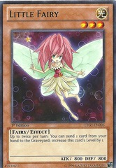 Little Fairy - LTGY-EN006 - Common - 1st