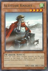 Altitude Knight - LTGY-EN036 - Rare - 1st Edition