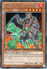 Brotherhood of the Fire Fist - Coyote - LTGY-EN082 - Secret Rare