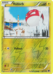 Voltorb - 32/116 - Common - Reverse Holo