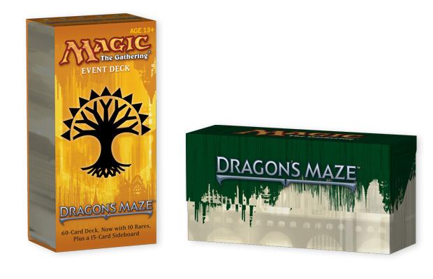 Dragons Maze Event Deck - Strength of Selesnya