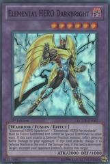 Elemental HERO Darkbright - LCGX-EN063 - Super Rare - Unlimited Edition