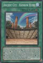 Ancient City - Rainbow Ruins - LCGX-EN168 - Common - Unlimited Edition