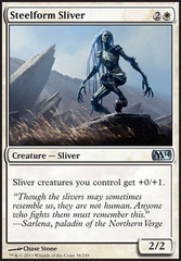 Steelform Sliver - Foil