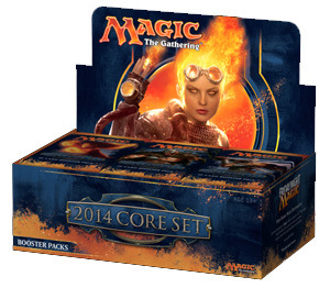2014 Core Set Booster Box - English