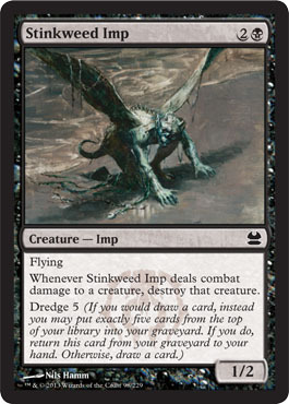 Stinkweed Imp