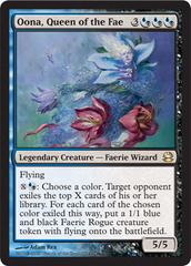 Oona, Queen of the Fae : Modern Masters