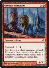 Greater Gargadon - Foil
