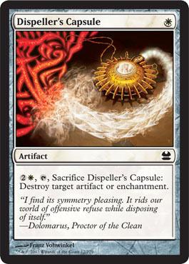 Dispellers Capsule - Foil
