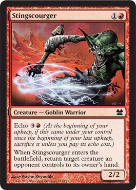 Stingscourger - Foil