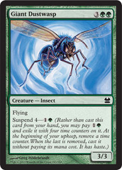 Giant Dustwasp - Foil