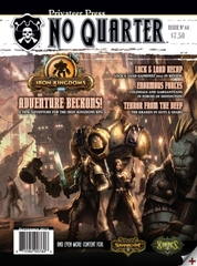 No Quarter Magazine Issue: 44