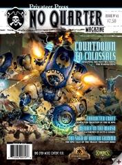 No Quarter Magazine Issue: 41