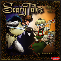 Scary Tales: Prince Charming vs. Hansel