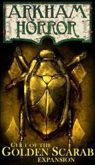 Arkham Horror: Cult of the Golden Scarab (fan expansion for Arkham Horror)