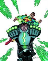 Action Comics #23.4 Metallo