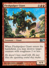 Fleshpulper Giant on Channel Fireball