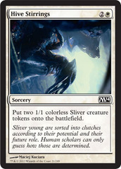 Hive Stirrings - Foil