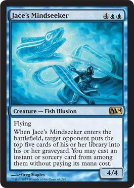 Jaces Mindseeker - Foil