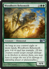 Woodborn Behemoth - Foil