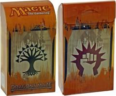 Dragon's Maze Prerelease Kit - Selesnya/Boros