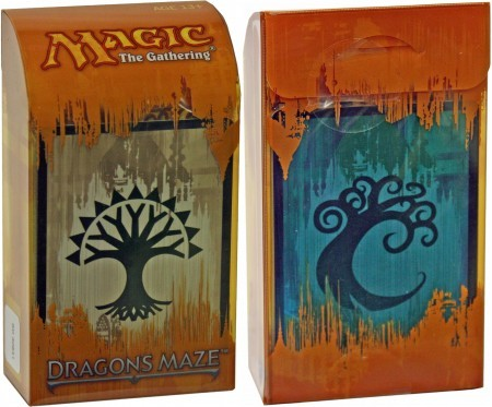 Dragon's Maze Prerelease Kit - Selesnya/Simic