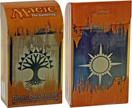 Dragons Maze Prerelease Kit - Selesnya/Orzhov