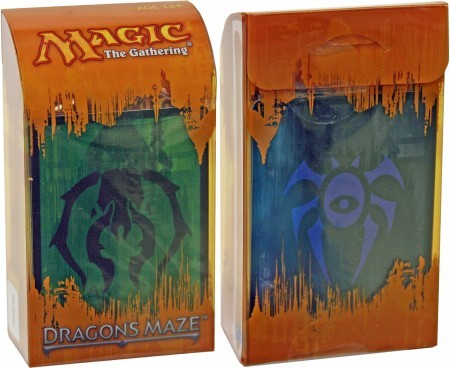 Dragons Maze Prerelease Kit - Golgari/Dimir