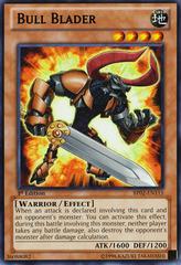 Bull Blader - BP02-EN115 - Rare - 1st