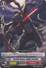 Stealth Beast, Night Panther - BT09/049EN - C