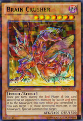 Brain Crusher - BP02-EN047 - Mosaic Rare - 1st