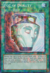 Pot of Duality - BP02-EN160 - Mosaic Rare - 1st