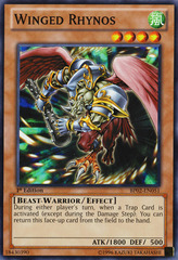 Winged Rhynos - BP02-EN051 - Common - 1st