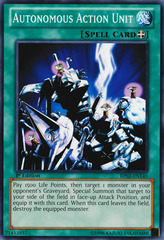 Autonomous Action Unit - BP02-EN140 - Common - 1st Edition