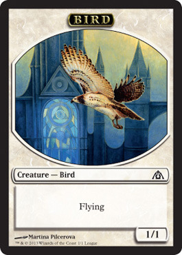 Bird Token - Dragon's Maze League