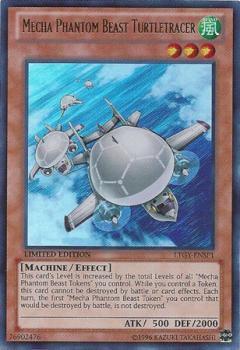 Mecha Phantom Beast Turtletracer - LTGY-ENSP1 - Ultra Rare - Limited Edition