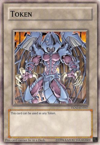 Phantasm Token - TKN3-EN007 - Common - Unlimited Edition