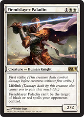 Fiendslayer Paladin on Channel Fireball