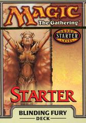 MTG Starter 1999 Theme Deck: